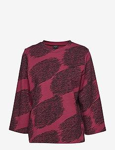 Ladies shirt, Flammu - RED