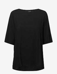 Ladies shirt, Keidas - BLACK