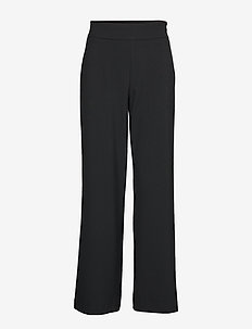 Ladies trousers, Seela - BLACK