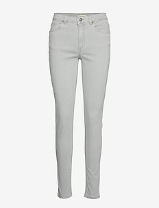 Ladies jeans, Demi - dżinsy skinny fit - grey