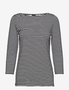 Ladies shirt, Liitu - BLACK