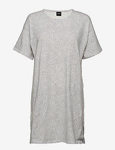 Ladies leisure wear/ tunic, Pilkut - WHITE