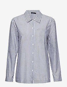 Ladies shirt, Uni - GREY