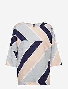 Ladies pyjamas, Diakonaali - MULTICOLOURED