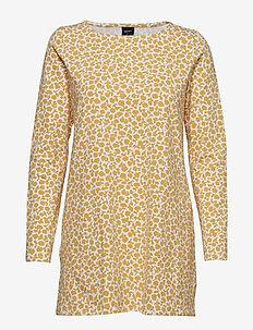 Ladies tunic, Kashmir - YELLOW
