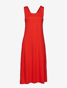Ladies dress, Sommar - RED