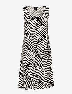 Ladies dress, Sembra - BLACK