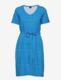Ladies dress, Hiekka - BLUE