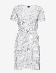 Ladies dress, Hiekka - WHITE
