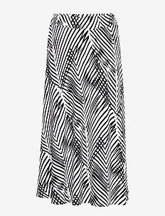 Ladies skirt, Sembra - BLACK