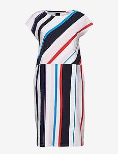 Ladies dress, Isla - MULTICOLOURED