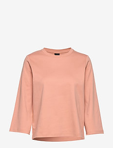 Ladies t-shirt, Blokki - ORANGE