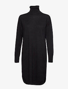 Ladies dress, Villis - BLACK