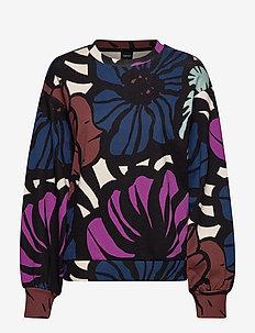Ladies blouse, Iso Nostalgia - MULTICOLOURED