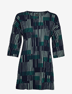 Ladies tunic, Rima - GREEN