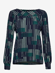 Ladies blouse, Rima - GREEN