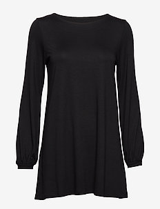 Ladies tunic, Tilia - BLACK