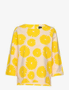 Ladies blouse, Mimosa - YELLOW