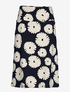 Ladies skirt, Mimosa - DARK BLUE