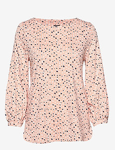 Ladies blouse, Dippi - PINK