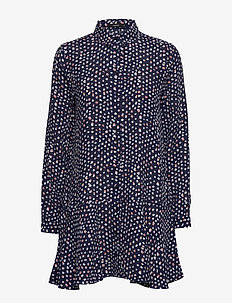 Ladies tunic, Dippi - DARK BLUE