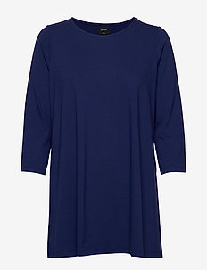 Ladies tunic, Aava - tuniques - blue