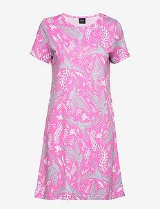 Ladies big shirt, Paloma - LIGHT PINK