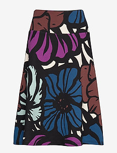 Ladies skirt, Iso Nostalgia - MULTICOLOURED