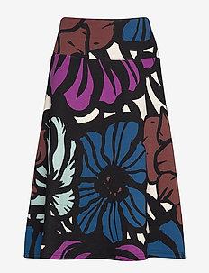 Ladies skirt, Iso Nostalgia - MULTICOLOURED