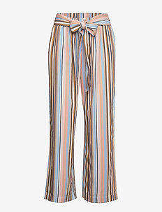 Ladies trousers, Riviera - underdele - multi-coloured