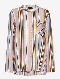 Ladies shirt, Riviera - overdele - multi-coloured