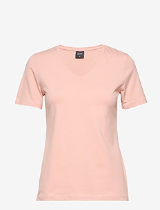 Ladies t-shirt, Basic - PINK