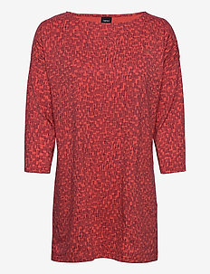 Ladies tunic, Klippi - tunics - red