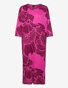 Ladies kaftan, Hely - kimonot - pink