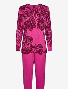 Ladies pyjamas, Hely - pyjamas - pink