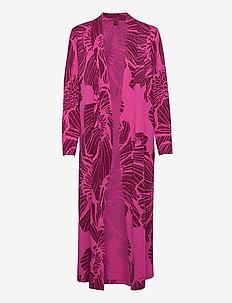 Ladies dressing gown, Hely - morgenkåper - pink
