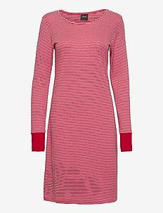 Ladies dress, Mukava - nattkjoler - red