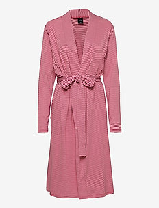 Ladies dressing gown, Mukava - bathrobes - red