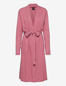 Ladies dressing gown, Mukava - morgenkåper - red
