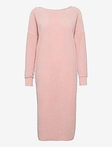 Ladies dress, Vivia - midiklänningar - light pink