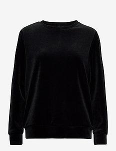 Ladies shirt, Vivia - Överdelar - black