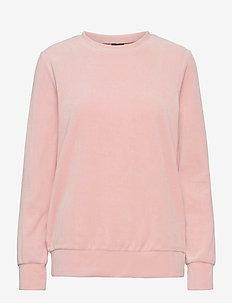 Ladies shirt, Vivia - góry - light pink