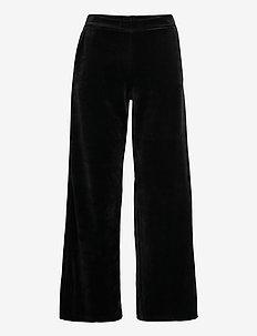 Ladies trousers, Vivia - underdeler - black