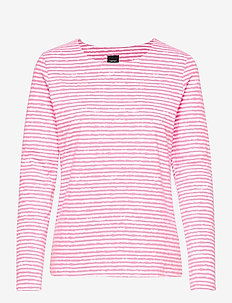 Ladies blouse, Aprilli - long-sleeved tops - pink