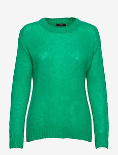 Ladies knit sweater, Tua - tröjor - green