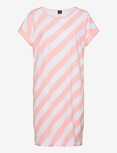 Ladies big shirt, Kulma - nightdresses - light pink