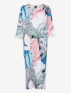 Ladies kaftan, Tropiikki - nightdresses - multi-coloured