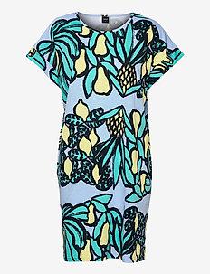 Ladies' dress, Samba - zomerjurken - blue