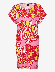 Ladies' dress, Samba - zomerjurken - pink