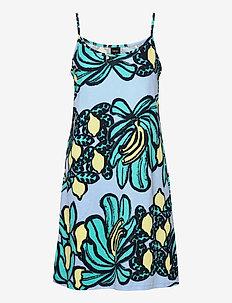 Ladies' dress, Samba - nachtjurken - blue